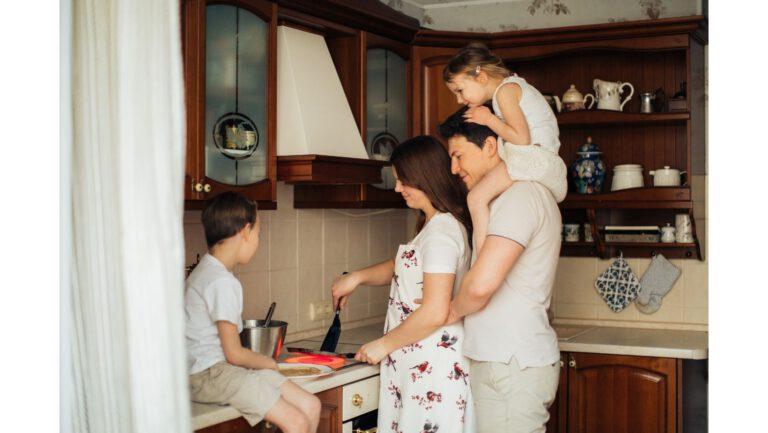 kochen mit kinderrn