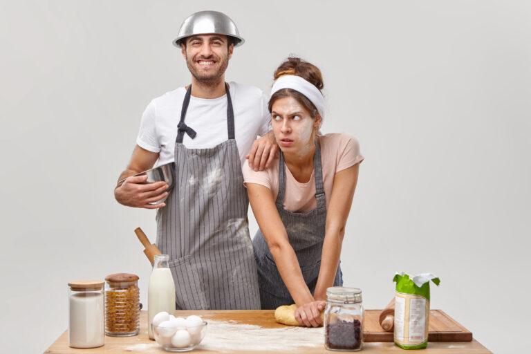 Jeden Tag für die Familie zu kochen ist vielmehr eine Pflicht, macht aber keinen Spaß mehr?